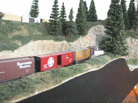 N Scale Cascade Subdivision Operations