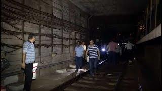 Bakıda işıqlar yenidən sönüb - Metroda qalanlar var - Gündəlik Xəbərlər (03.07.2018)