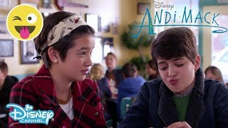 Andi Mack | SNEAK PEEK: Episode 12 First 5 Minutes | Official Disney Channel UK HD