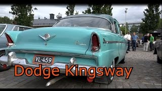 Dodge Kingsway Custom V8 car