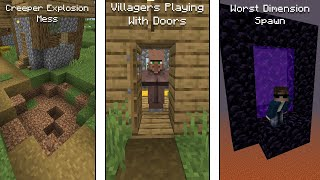 Things Minecraft Players Hate The Most 2