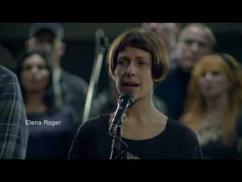 Cien voces cantan por la memoria del atentado a la AMIA