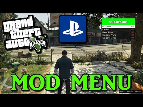 (Updated 2019) How TO INSTALL A PS4 GTA 5 MOD MENU!