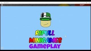 DEADLY BUT FUN || ROBLOX - Ripull MiniGames
