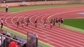 2018学生個人選手権陸上 男子200m 準決勝1~3 thumbnail