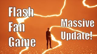 The Awesome Flash Fan Game Gets Massive Update!