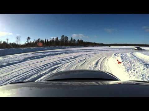Audi driving experience in Finland 2016