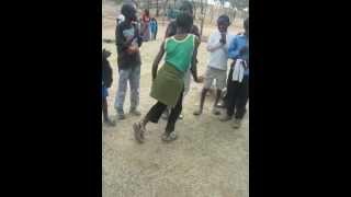 Zambia 2012 Break Dancing