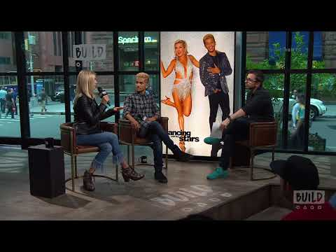 Jordan Fisher & Lindsay Arnold Discuss Their First Reactions Upon Meeting Each Other