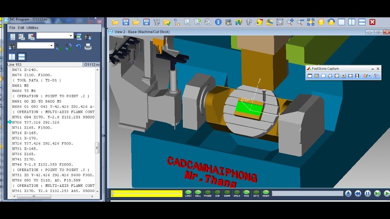 5 axis cnc programming tutorial step3 finish catia tutorial 5 axis cnc programming tutorial step3 finish catia tutorial youtube baditri Choice Image