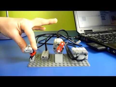 Lego WeDo with Scratch
