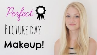 Perfect picture day makeup!