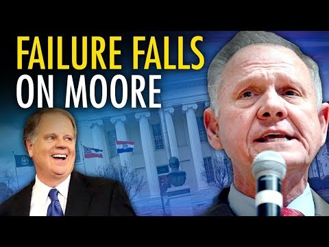 """Sexual misconduct claims weren't """"kill shot"""" in Roy Moore's loss"""