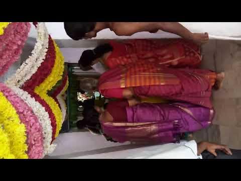 Kaligiri konda chittoor dist. Garuda seva 2016.