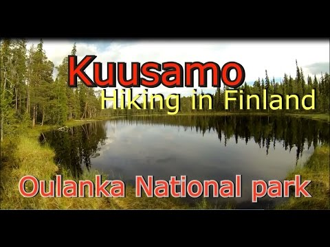 Kuusamo in Finland- Vaellusvideo Oulanka National Park 2014-Nature documentary