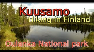 Kuusamo in Finland- Vaellusvideo Oulanka National Park