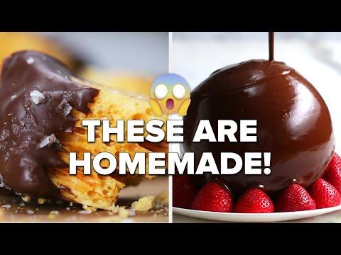 Homemade Restaurant-Style Desserts • Tasty Recipes