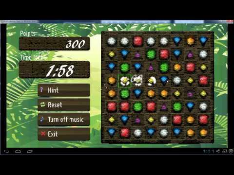 Jungle Jewels Match 3