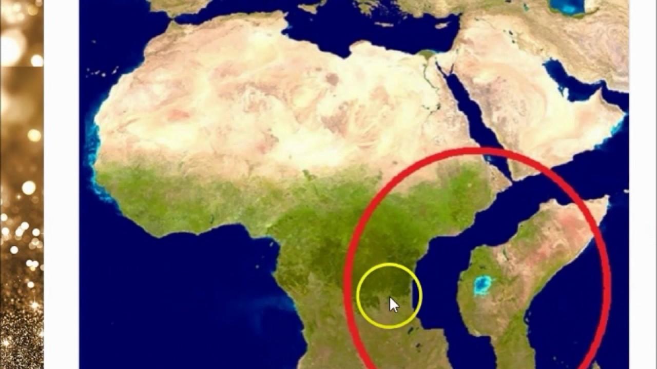 Africa Map Crack | Biofocuscommunicatie