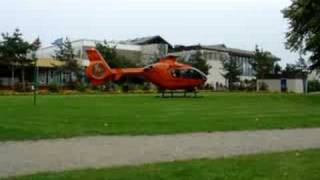 Eurocopter EC 135 T2i , Christoph 12 , D-HZSP