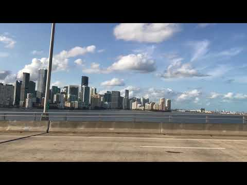 Key Biscayne Florida after Hurricane Irma 2017