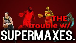 The Trouble With Supermaxes.