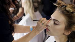 Backstage with Lisa Eldridge