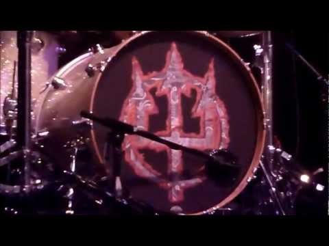 PRONG - For Dear Life, Steady Decline, Beg to Differ - live @ Trix Antwerp (Be) 2012 05 19