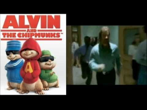 Alvin and the Chipmunks - Walker Texas Ranger Intro Theme (starring Chuck Norris)