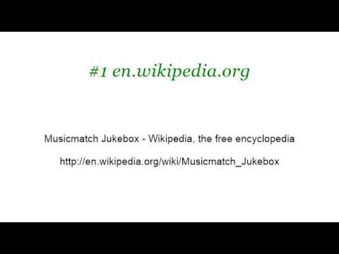 What Is Music Match Jukebox?