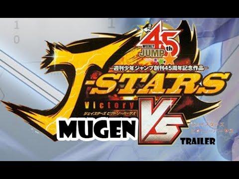 Stars victory mugen games