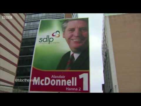 SDLP Popularity falls and Sinn Fein Rises