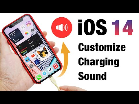 iOS 14: How To Customize Charging Sound for iPhone
