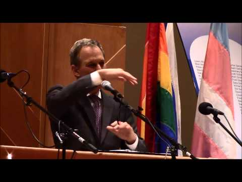 CBST Family & Friends Shabbat - Eric T. Schneiderman, NY Attorney General