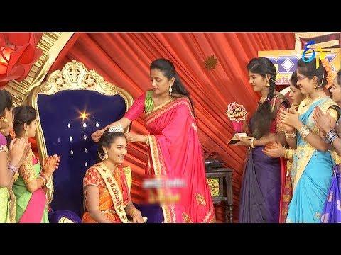 Star Mahila | 13th October 2018 | Full Episode | ETV Telugu