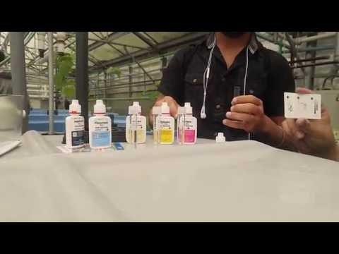 Aquaculture Class 2016/ API Master Test Kit
