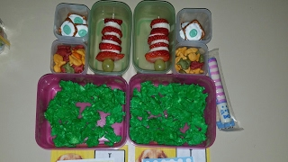 Happy Birthday  Dr. Seuss | School lunch