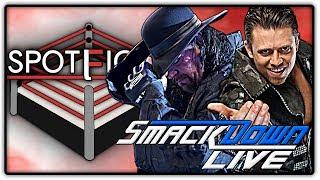 Undertaker für SmackDown-Ausgabe bestätigt! Miz & Mrs begeistert! (Wrestling News Deutschland)