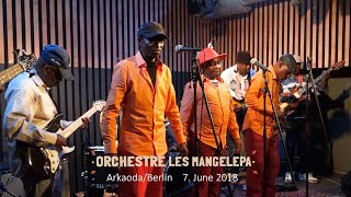 The legends are back - ORCHESTRE LES MANGELEPA live