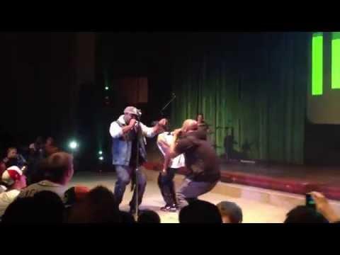 RMG live- Derek Minor, Canon, Chad Jones, Tony Tillman, Deraj, with Montell Jordan