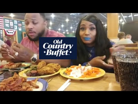 Old Country Buffet Darius Storytime