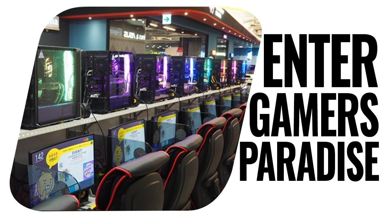 Korean Internet café (PC Bang) - Best place for gamers - Game News