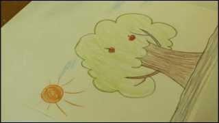 Рисуем быстро и просто.Как нарисовать дерево(Это видео уроки рисования карандашом для детей, с помощью которых можно нарисовать рисунок даже без навыко..., 2015-09-24T05:03:22.000Z)