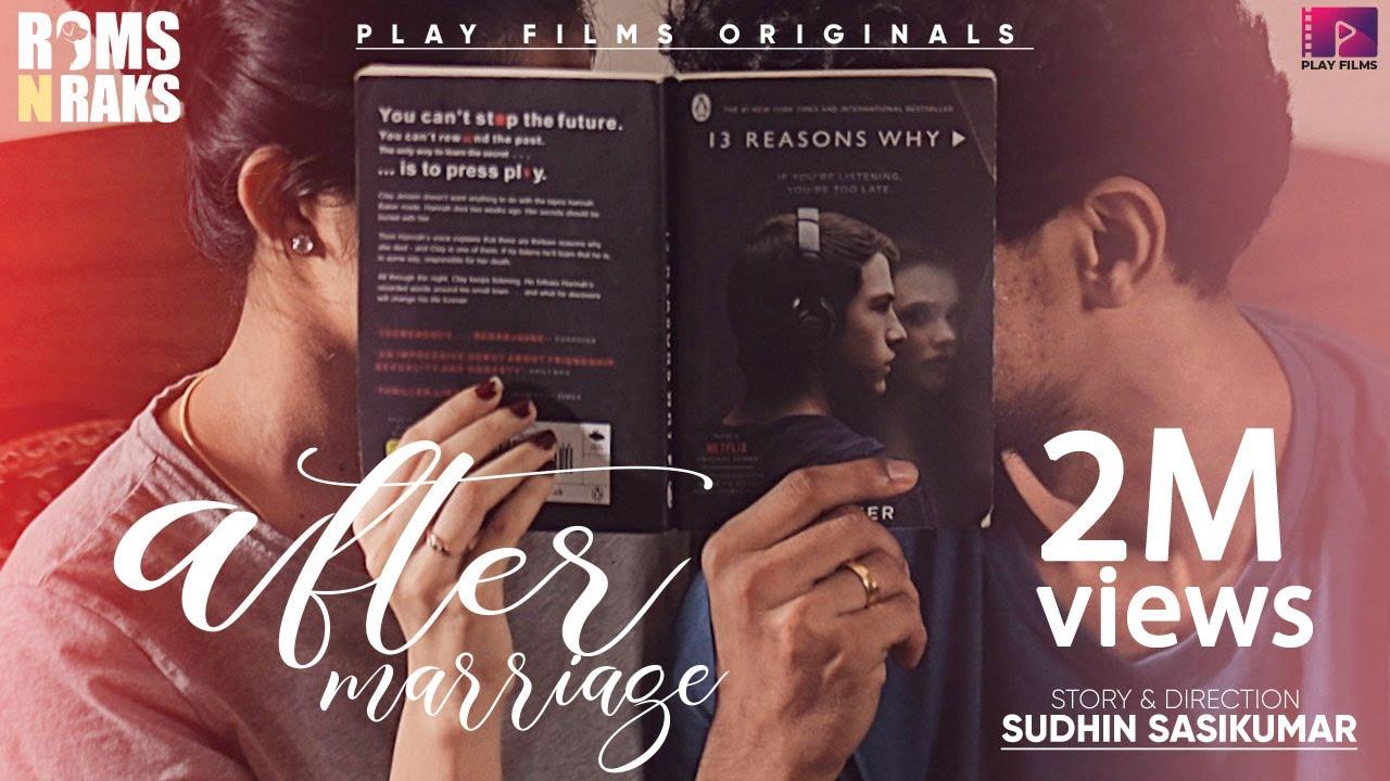 Download AFTER MARRIAGE   SEASON 1   EPISODE 2    HOT OR CHILL   KARTHIKA   SUDHIN   ROMS N RAKS