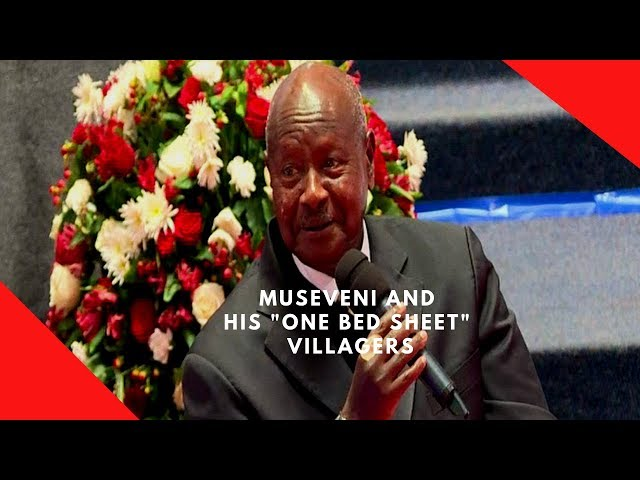 Museveni and his