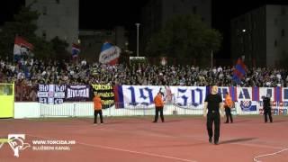 Torcida Split / RNK Split - Hajduk Split 0:2 (11. Kolo MAXtv Prva Liga)