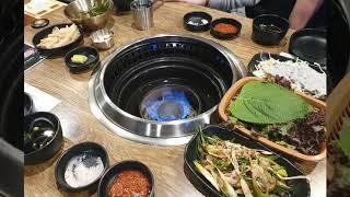 논현역회식 논현동먹자골목 맛집 육갑식당