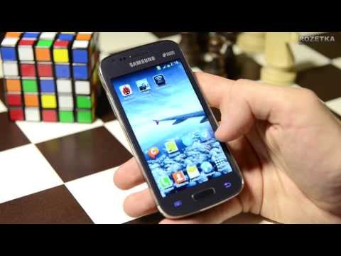 Смартфон Samsung Galaxy Ace 3