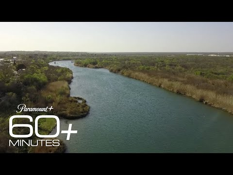 60 Minutes+ reports from the U.S. southern border