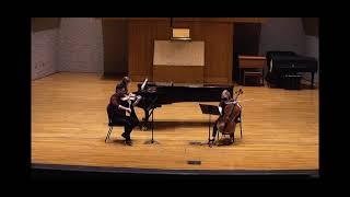 Nicolai Rimsky-Korsakov - Piano Trio in C minor, I - Allegro